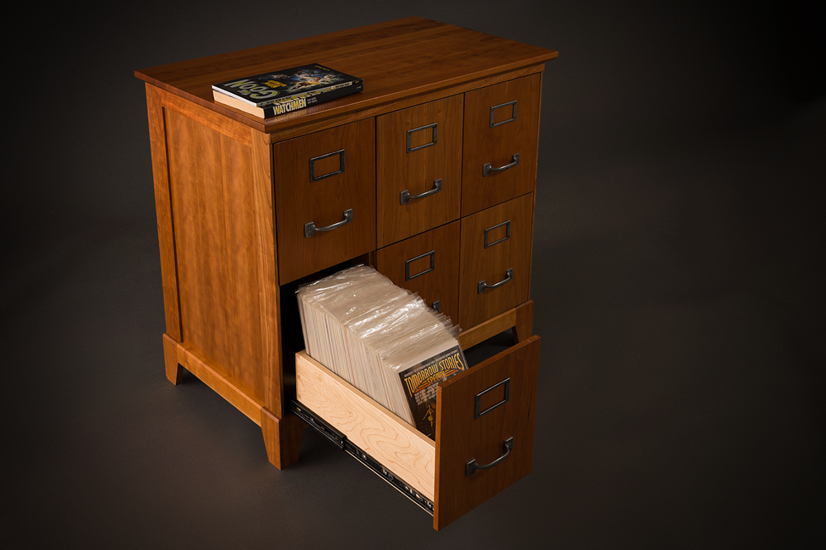 League Collectable Storage Cabinet  Do Your Comics