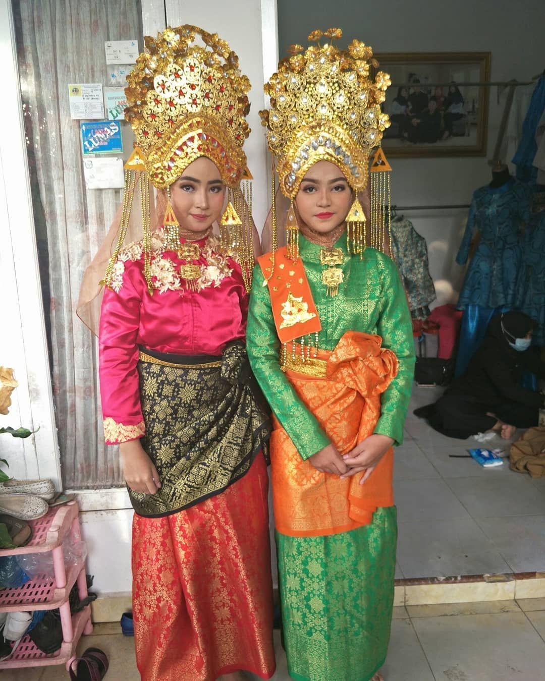 Pakaian Tari Melayu : pakaian, melayu, Busana, Wayang, Padha, Busanaku