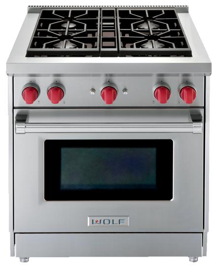 Best 30 Inch Professional Gas Ranges (Reviews / Ratings / Prices)