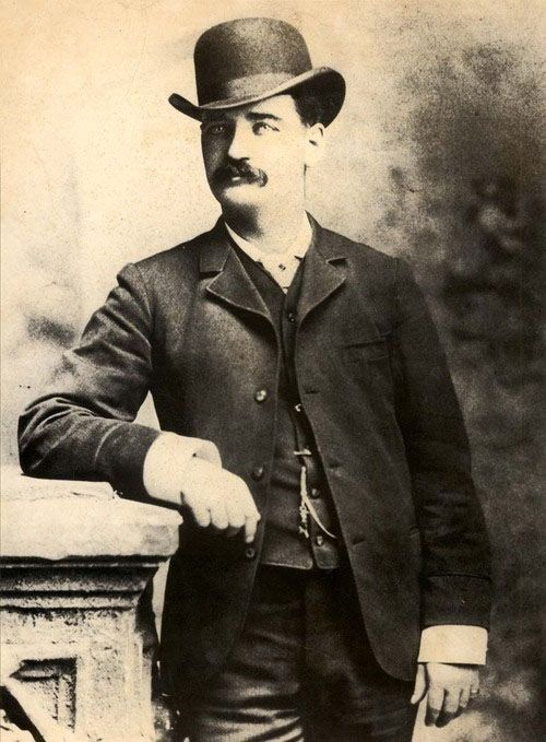 Bat Masterson Old West Outlaws Old West History