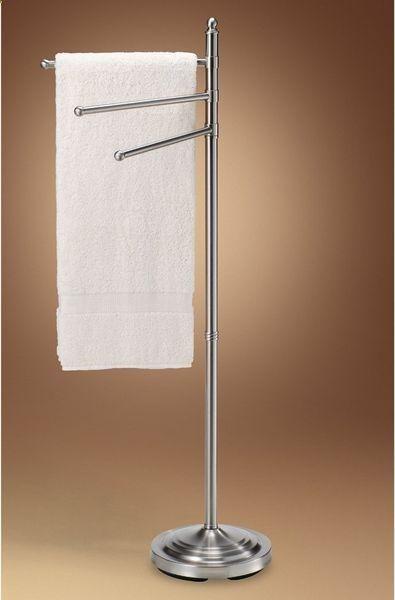 Free Standing Towel Racks Home Decor That I Love Pinterest