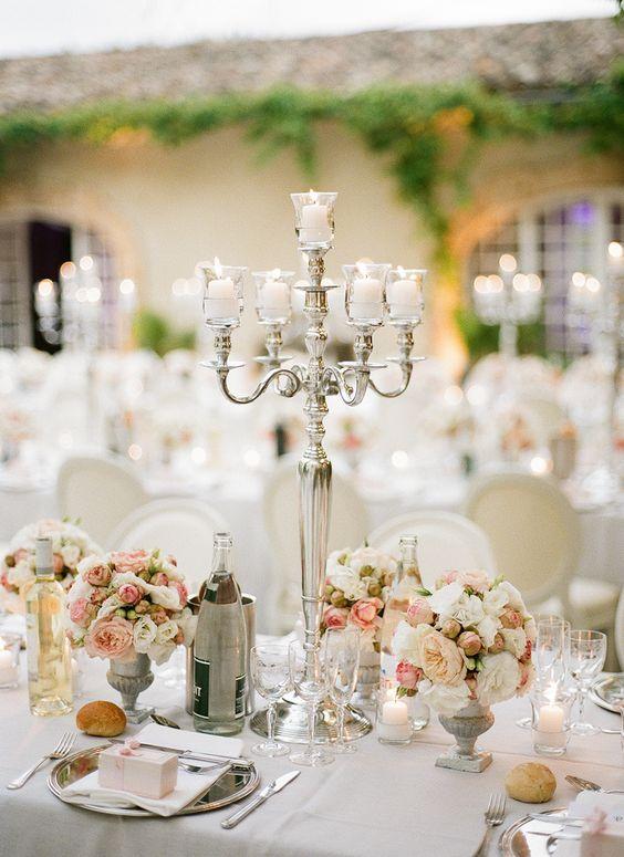 candelabri decor wedding weddingconsultant nozze