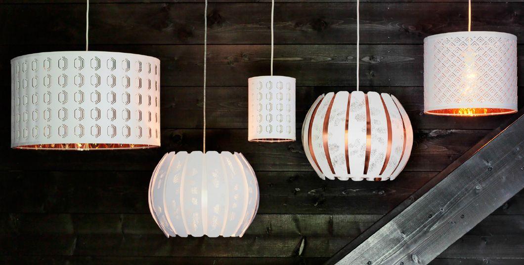 Plafoniere Per Ufficio Ikea : Nymo e overud paralumi ikea complementi d arredo oggettistica