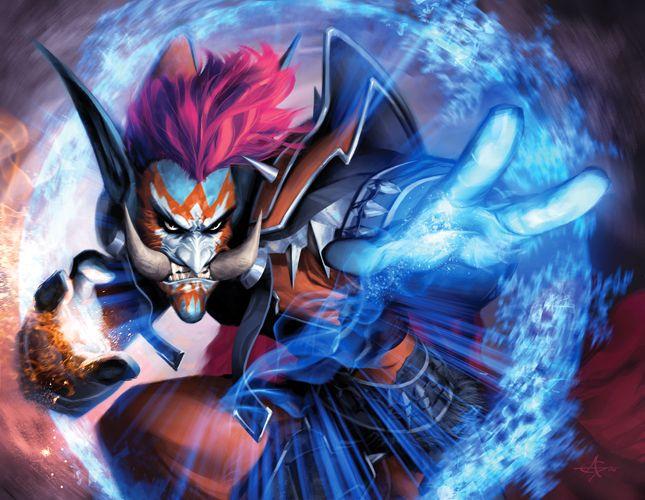 Pin On World Of Warcraft World of warcraft troll wallpaper