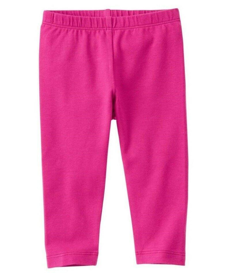 Girls Flamingo Leggings Cute NWT Size 6-7