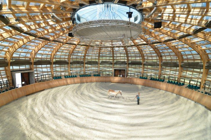 5 Indoor Riding Arenas That Will Blow Your Mind Horse Riding Arena Riding Arenas Indoor Arena