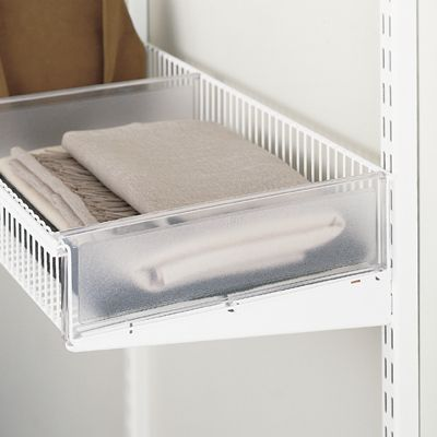 Organize your closet, bedroom & clothes with Shelf Organizers solutions for $ and less at The Container Store & enjoy free shipping on all orders over $75 + free in-store pickup.