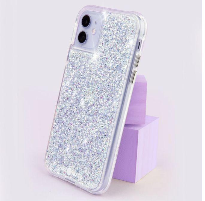 case mate glitter case