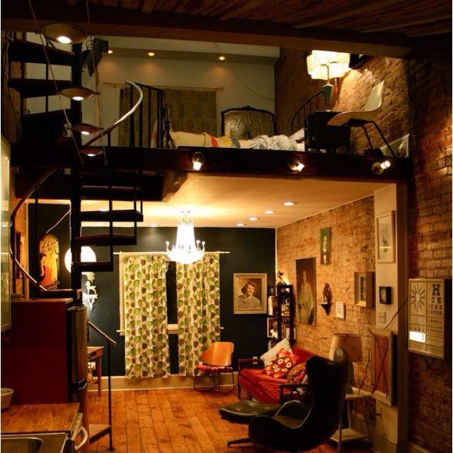 Awesome loft!