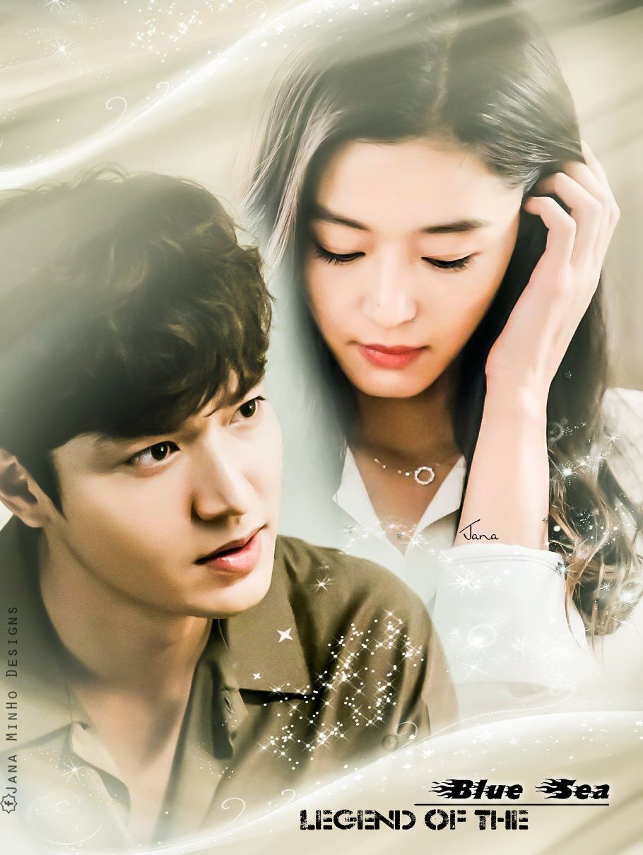 Legend Of The Blue Sea Lee Min Ho Jeon Ji Hyun Jun Ji Hyun Popular Korean Drama 2016 Gambar Pasangan Pasangan Gambar