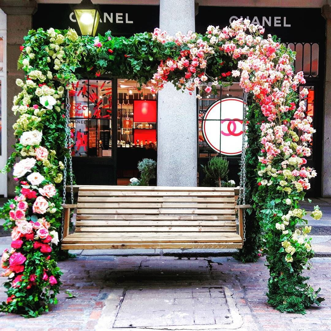 Pin on Covent Garden in Bloom