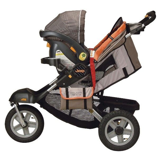Jeep Liberty X Stroller Although They Just Had A Huge Recall