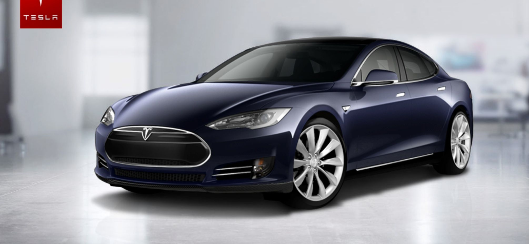Tesla Model S fully loaded P85 Performance with dual