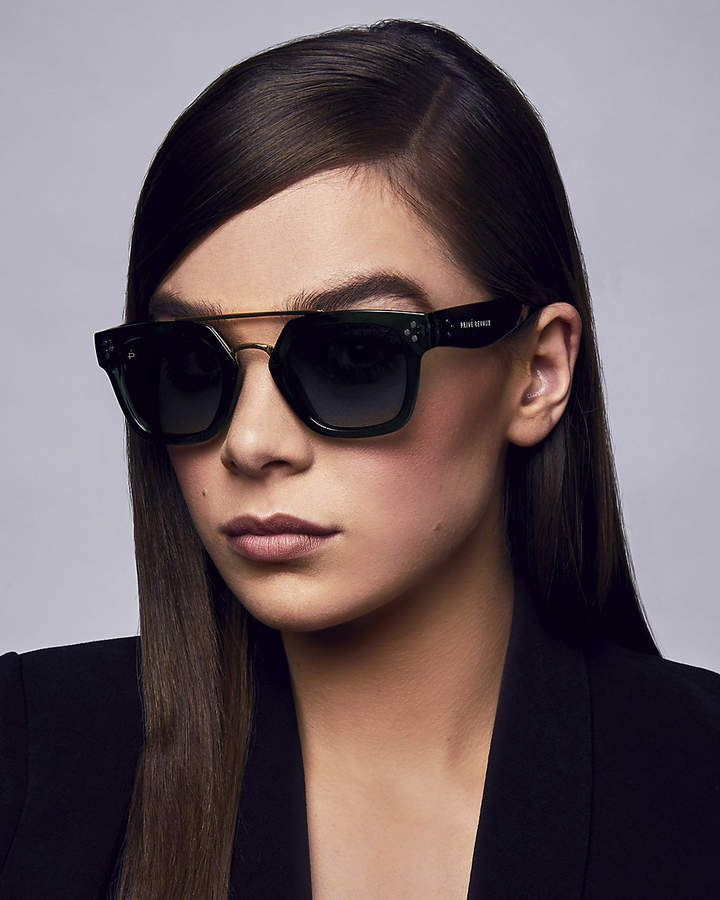 1312733574c4 Express Prive Revaux Black Foxx Sunglasses | Products | Sunglasses ...