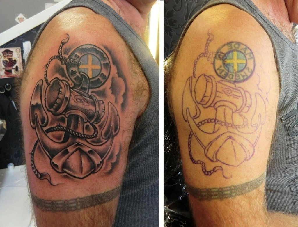 Tattoo Cover Up Ideas For Men Of Tribal Cover Up Tattoo