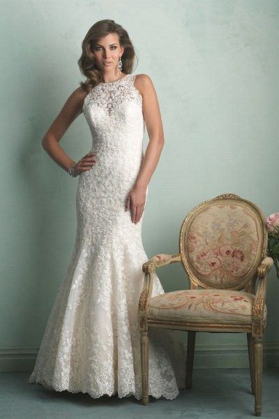 Larocca Front Allure 9154 Bridal Stores Salt Lake