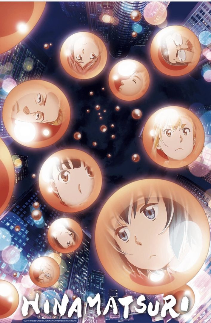 HINAMATSURI Spring 2018 Anime. Top 10 comedy anime