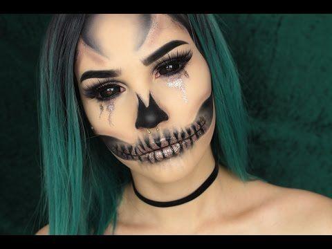 Best Makeup Tutorials Viral Makeup Videos Halloween Makeup - Halloween-makeup-tutorial