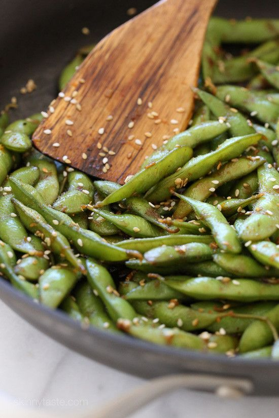 Spicy Garlic Edamame Recipes In 2019 Garlic Edamame