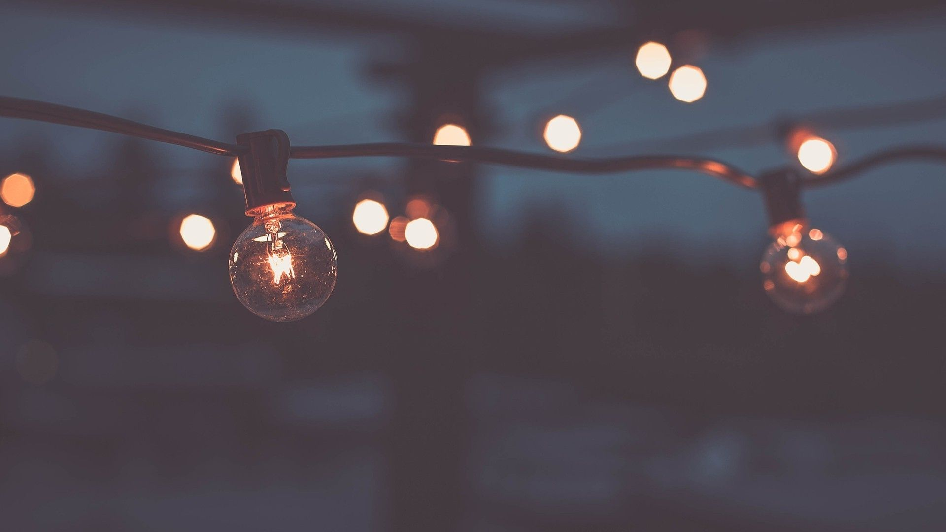 String Of Lights Background : String light bulbs Light Bulbs Pinterest Light bulb, Bulbs and Wallpaper