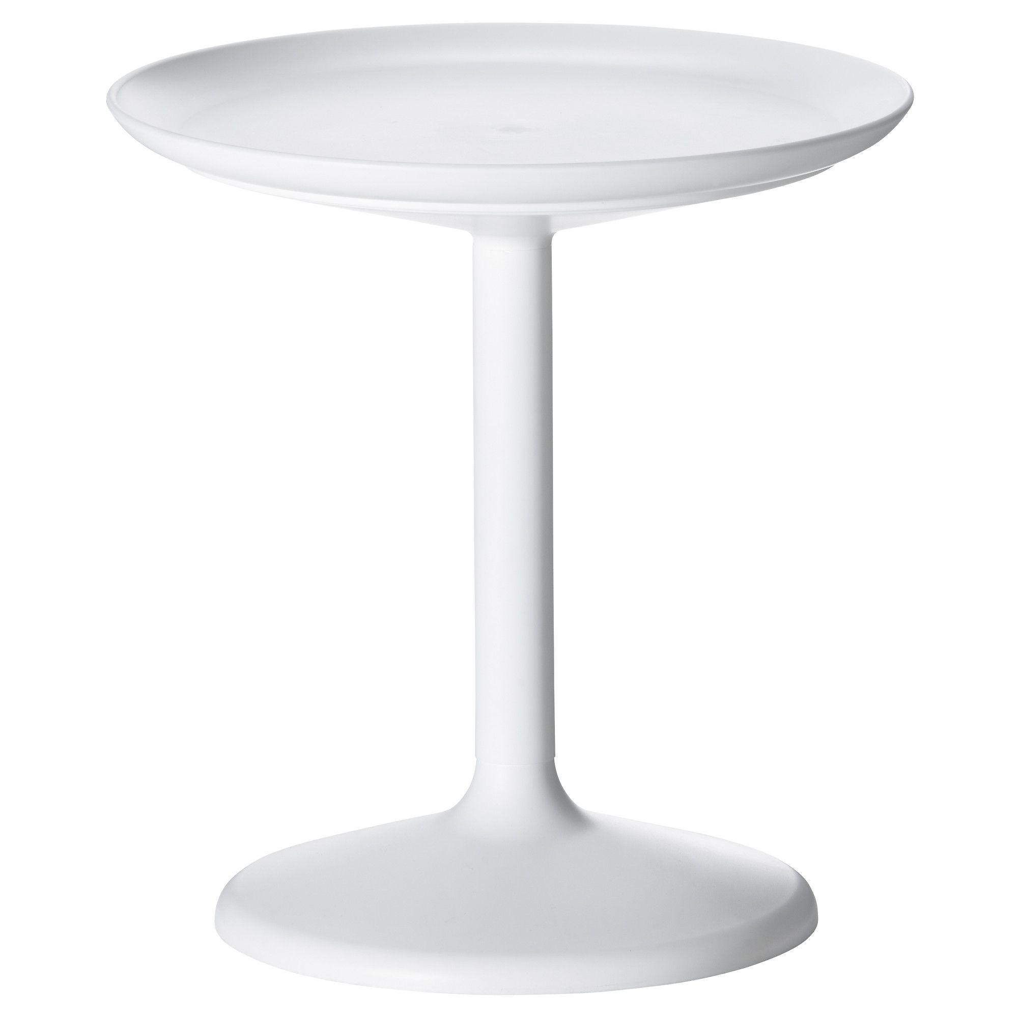 Ikea Ps SandskÄr Tray Table White