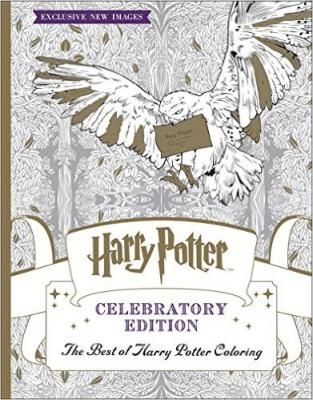 The Best Of Harry Potter Coloring Book Perfect Introduction To HarryPotter