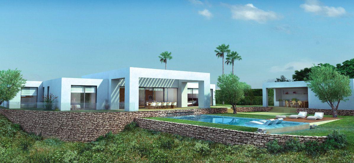 Villas modernes maisons contemporaines immobilier de luxe à vendre à marbella ibiza cannes