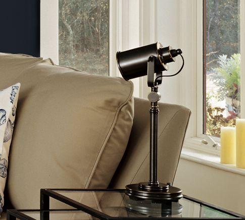 Photographer S Task Table Lamp Pottery Barn Table Lamp Lamp Photographers Lamp