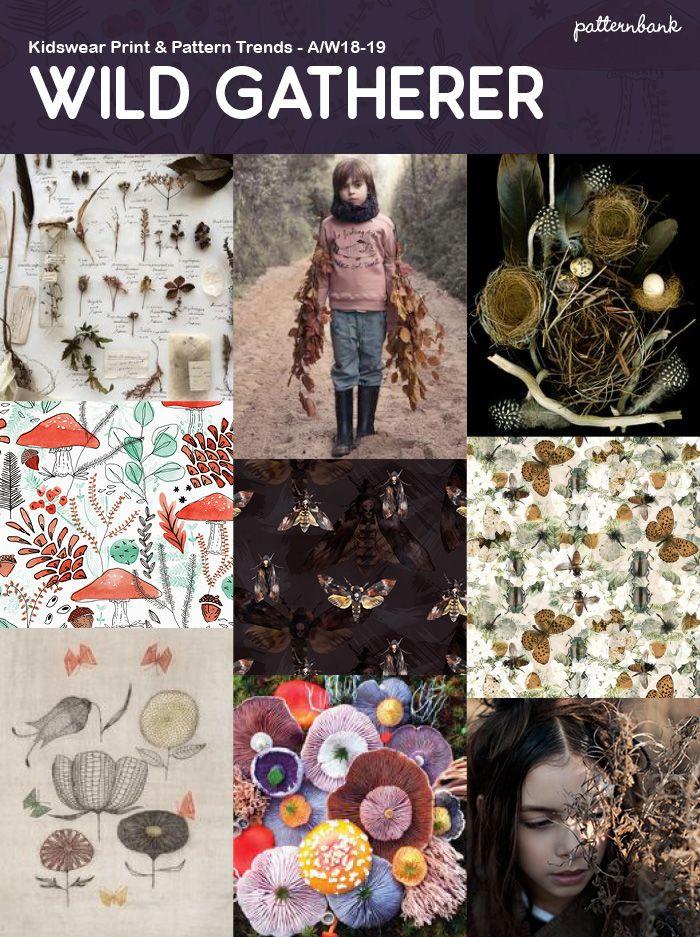 Kidswear Print & Pattern Trends - Autumn/Winter 2018/19 ...
