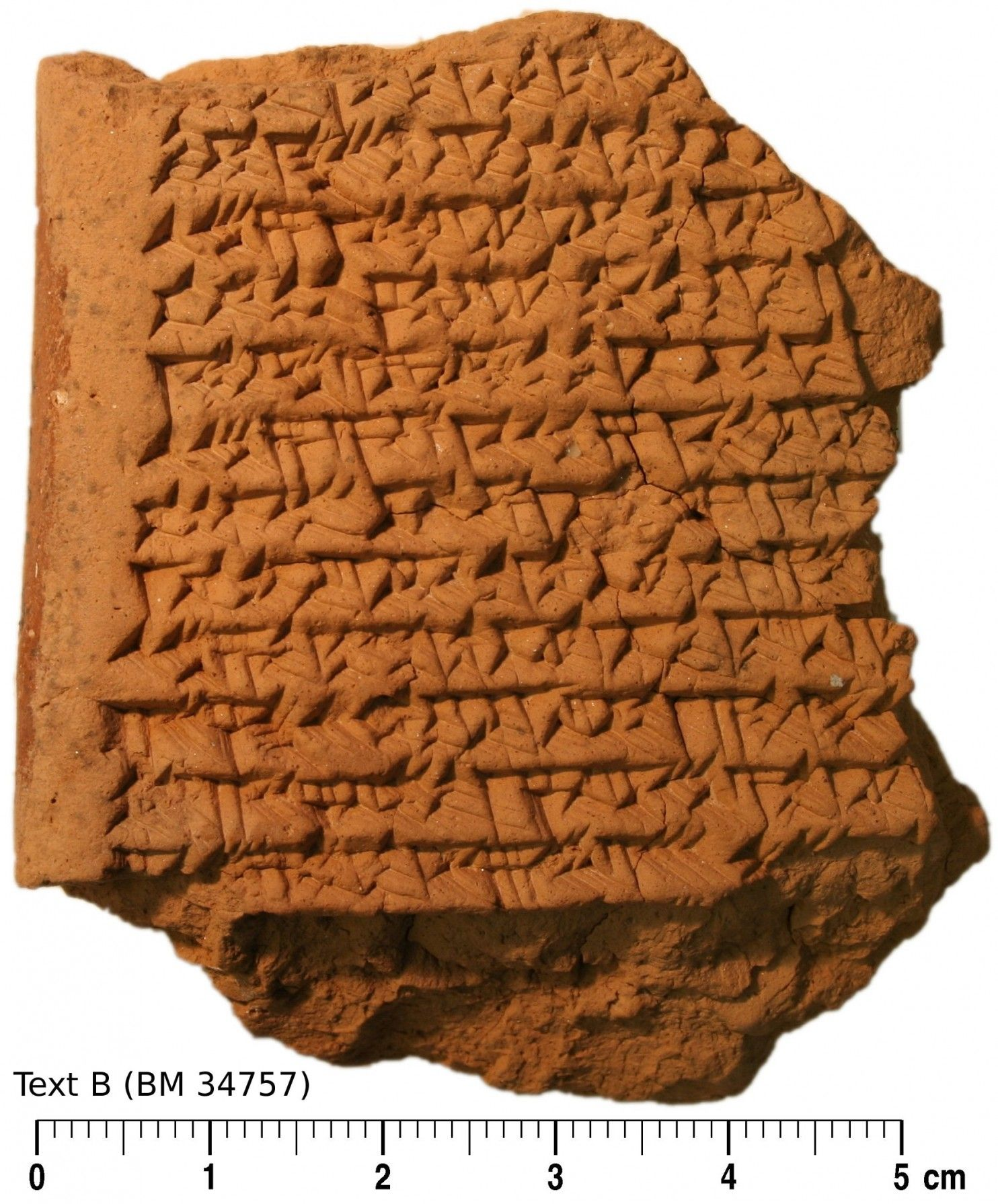 Clay tablets reveal Babylonians discovered astronomical ...