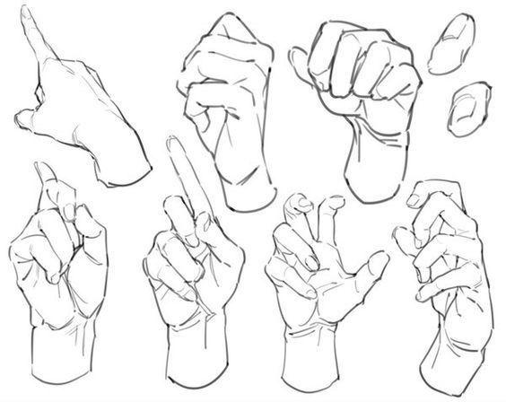#TD_руки@tutorials_drawing | TD - Склад уроков рис