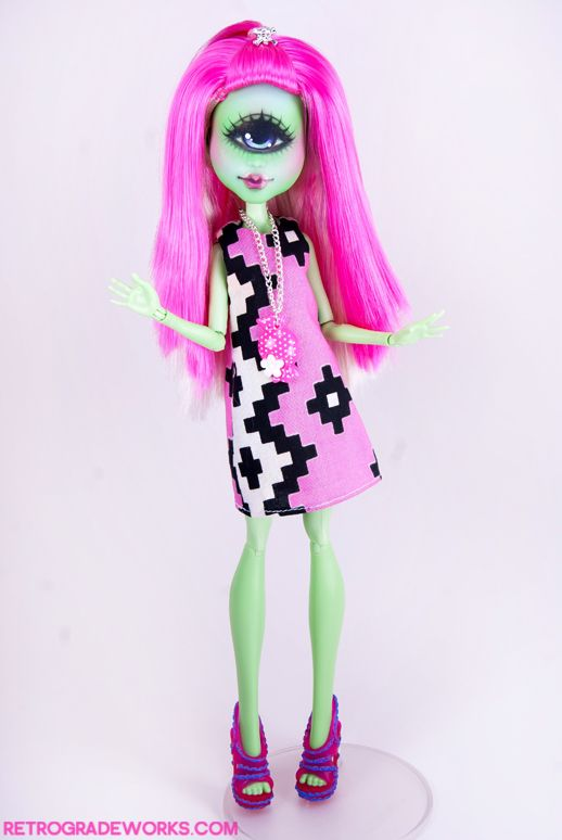 Monster High Customs