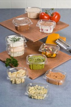 Genpak Deli Containers Can Be Used For Anything From Crumbled