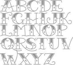 Classic Tattoo Font Generator