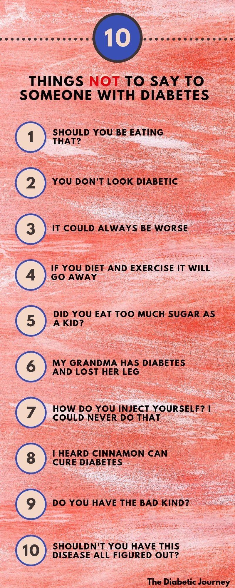 síntomas de diabetes tipo 10