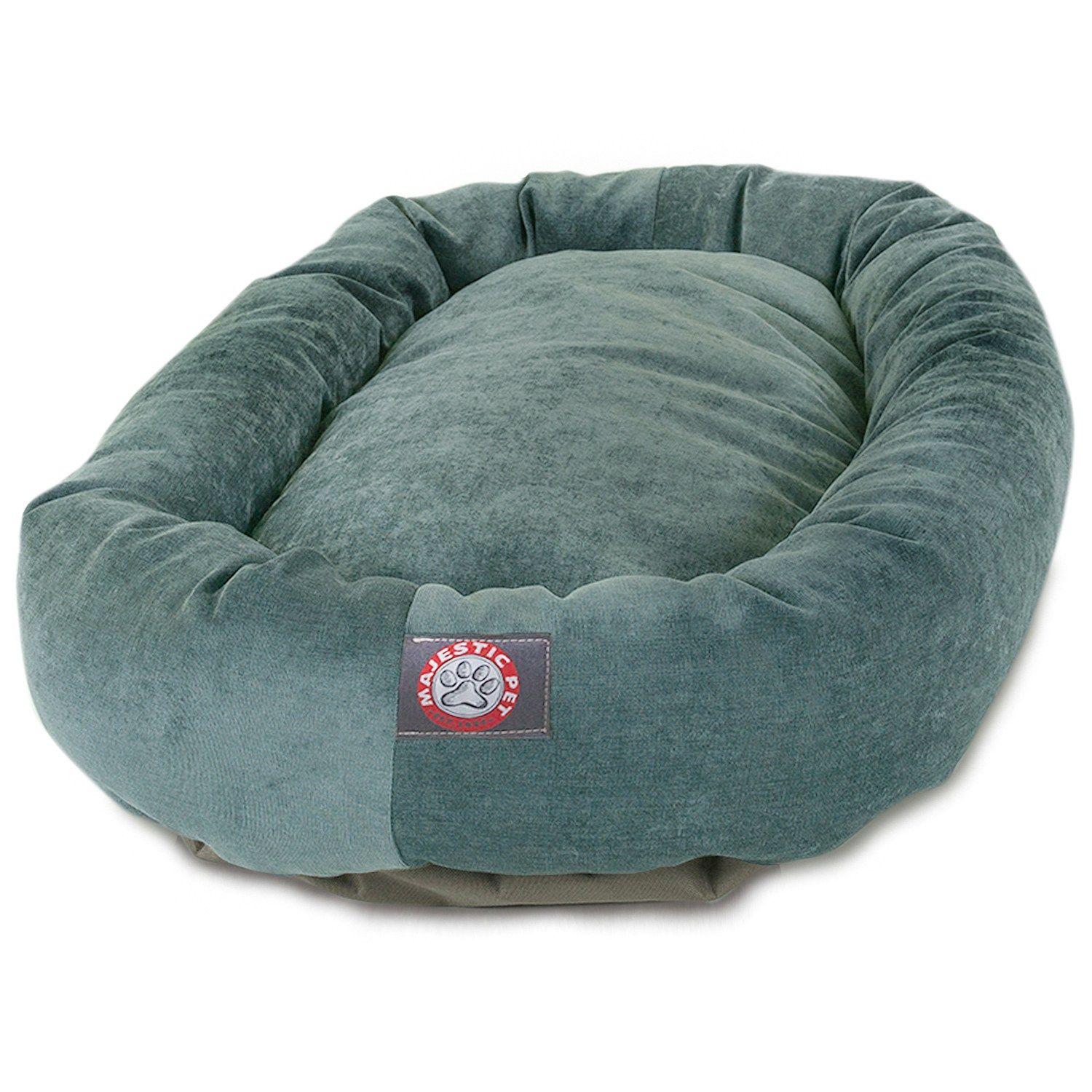 Majestic Pet Villa Bagel Pet Bed 32'' x 23'' Villa,