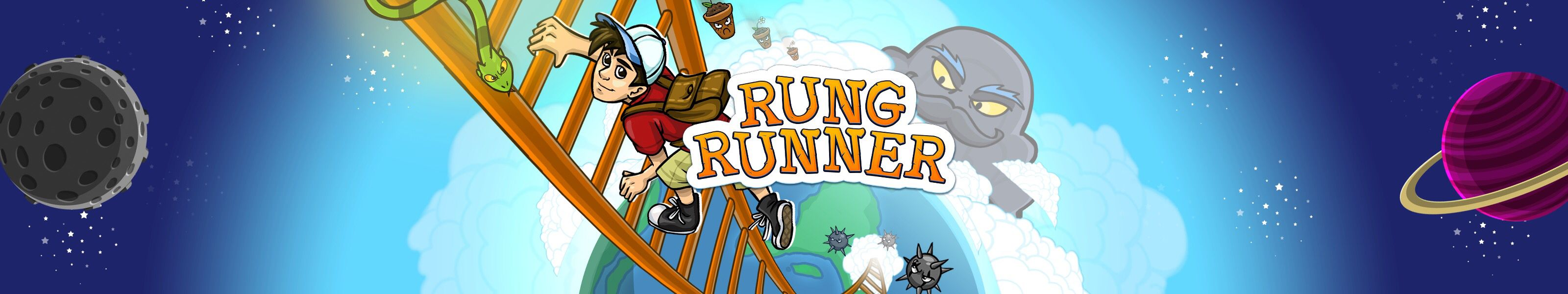 Super addicting fun is her in rung runner for iOS