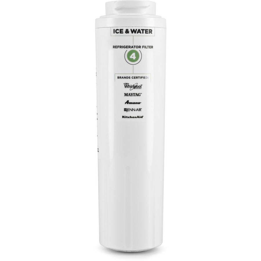 Everydrop refrigerator water filter 4 edr4rxd1 whirlpool