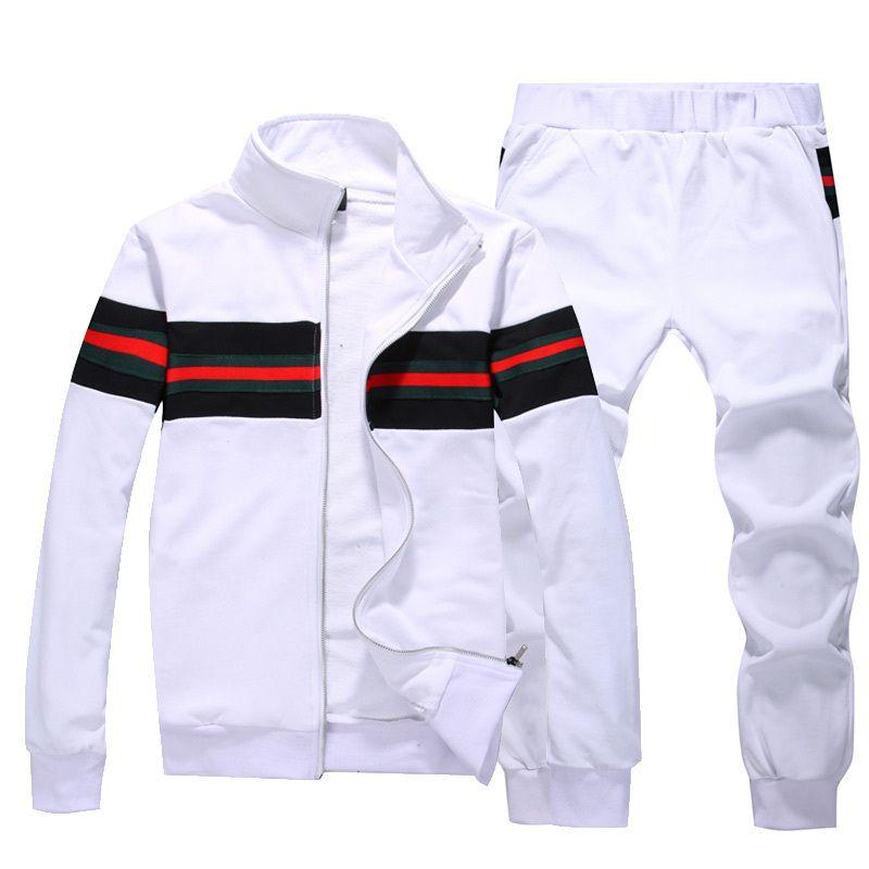 Gucci Casual Suit 002 Ropa Cool Para Hombre Pantalones De Hombre Moda Ropa Adidas Hombre