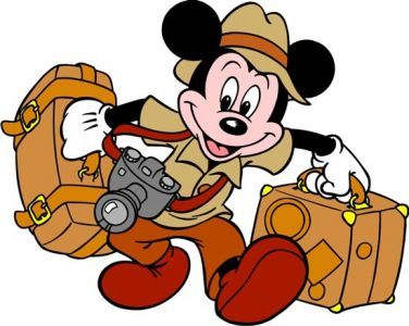 Mickey Mouse clipart in corel draw format | Disney clipart ...