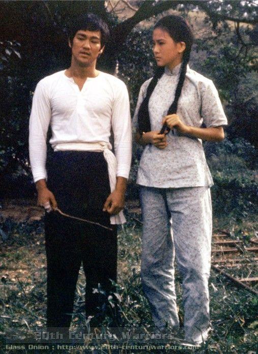 BIG BOSS movie - Bruce Lee et Maria Yi
