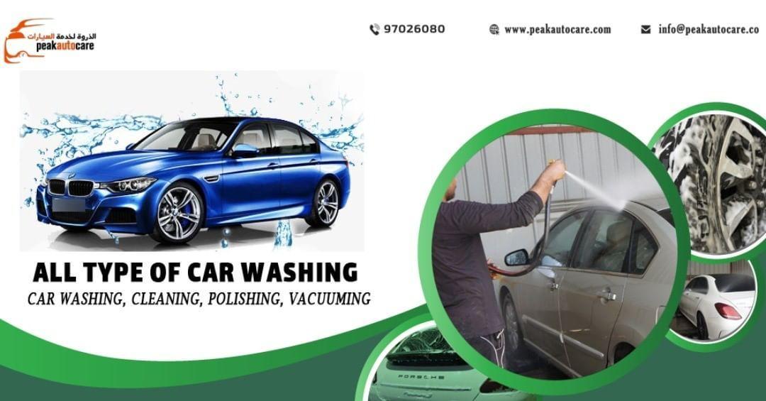 All Types Car Washing Car Wash Car Toy Car