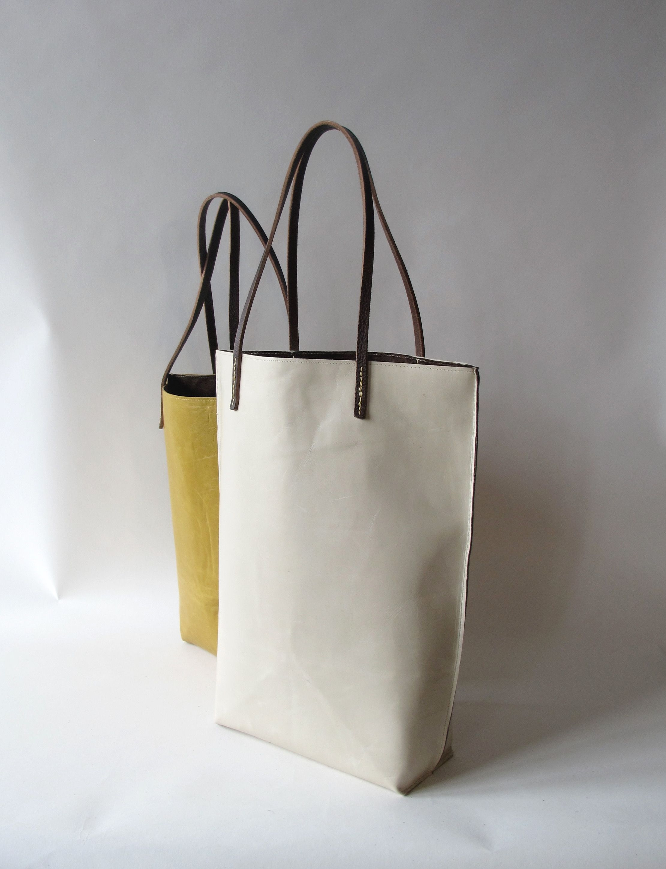 summer tote handmade leather tote amy kreiling bags white leather purse  wine bag commuter shoulder shopping bag eafc3ac6d3782