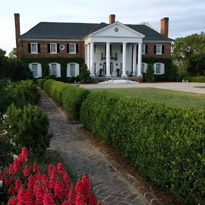 Boone Hall Plantation & Gardens Charleston Sc