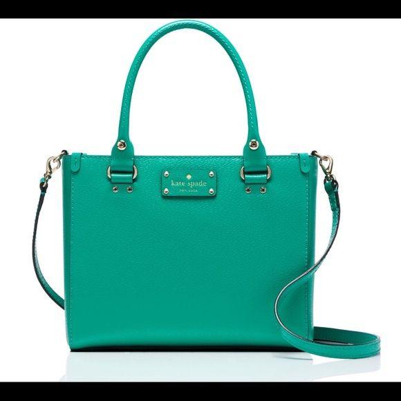 Kate Spade Quinn handbag New with tags. Approx. 8