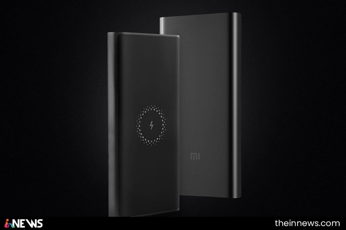 10000mAh Mi Wireless Power Bank Launched in India