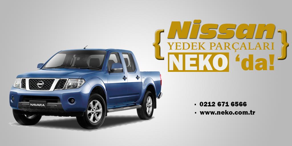 Nissan Marka Araclarinizin Tum Yedek Parcalarini Neko Da Bulabilirsiniz Nekootomotiv Spareparts Nissan Nissan