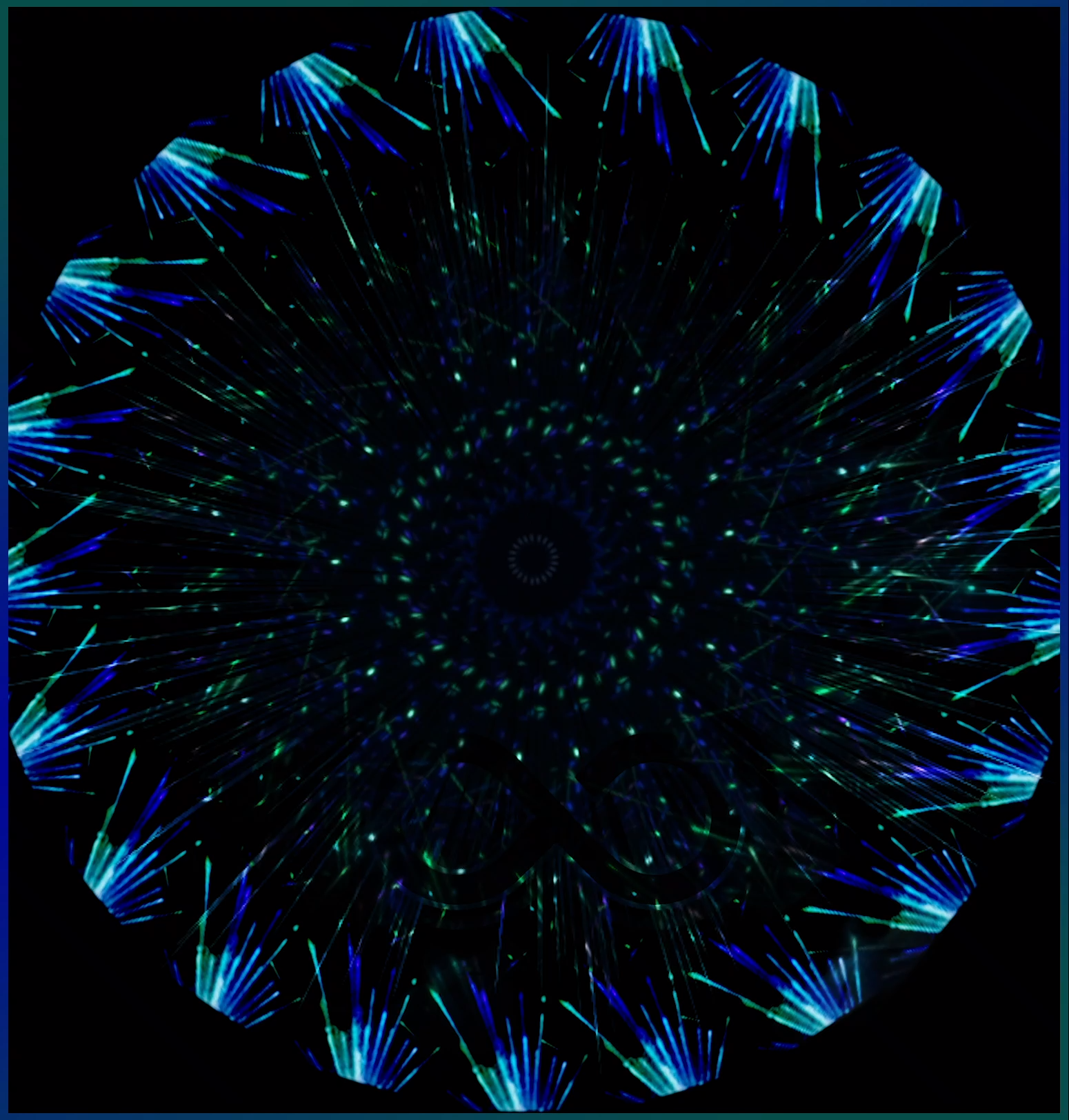 THE FIREWORKS EYE #motiongraphic #CREATIVESTARCURRENCY # ...