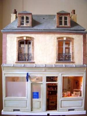 l 39 atelier de l a dollhouses pinterest atelier maison miniature and maison. Black Bedroom Furniture Sets. Home Design Ideas