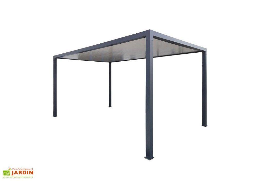 Carport Pour Voiture Avec Toiture En Acier Et Structure En Aluminium Home Decor Home Remodeling Decor